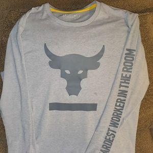 New Under Armour long sleeve shirt